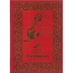Peripetiile Baronului Munchhausen (ed. Prietenii cartii, Ilustratii de Gustave Dore)