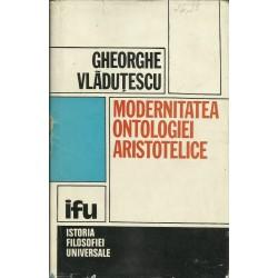 Modernitatea ontologiei aristotelice - Gheorghe Vladutescu