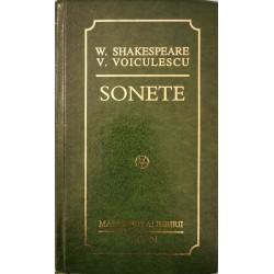 Sonete - W. Shakespeare, V. Voiculescu