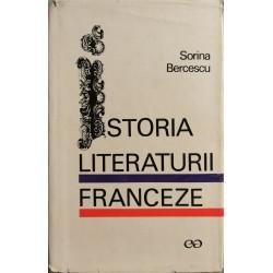 Istoria literaturii franceze - Sorina Bercescu