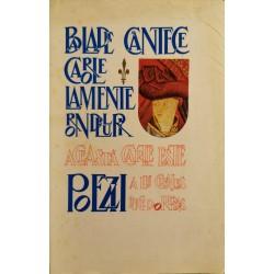 Poezii, balade, cantece, carole, lamente, rondeluri ale lui Charles Duce d'Orleans