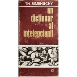 Un dictionar al intelepciunii - Theofil Simenschy