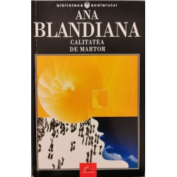 Calitatea de martor - Ana Blandiana