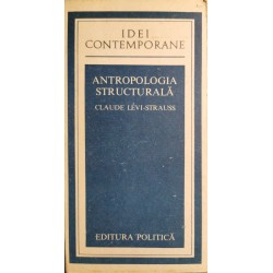 Antropologia structurala - Claude Levi-Strauss