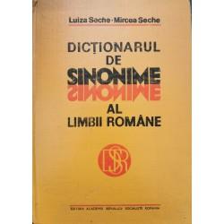 Dictionarul de sinonime al limbii romane - Luiza Seche, Mircea Seche