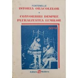 Istoria oracolelor. Convorbiri despre pluralitatea lumilor - Fontenelle