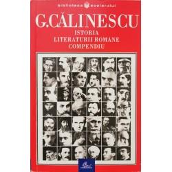 Istoria literaturii romane: Compendiu - George Calinescu