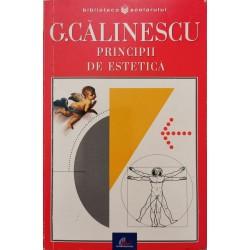 Principii de estetica - George Calinescu