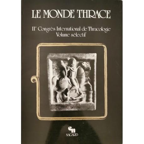 Le Monde Thrace - Volume selectif
