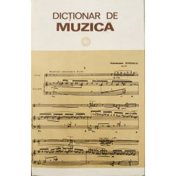 Dictionar de muzica - Iosif Sava, Luminita Vartolomei