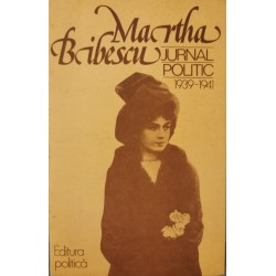 Jurnal politic: 1939-1941 - Martha Bibescu