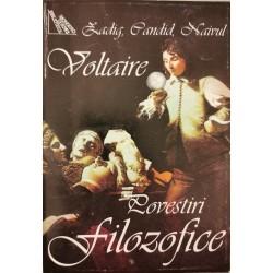 Zadig, Candid, Naivul: povestiri filozofice - Voltaire