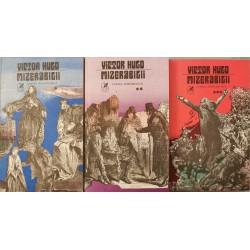 Mizerabilii (Vol. 1 + 2 + 3) - Victor Hugo