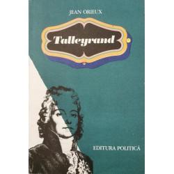 Talleyrand - Jean Orieux