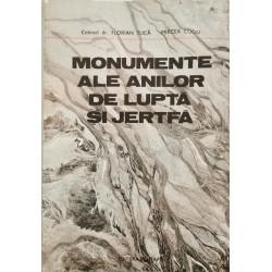 Monumente ale anilor de lupta si jertfa - Colonel dr. Florian Tuca, Mircea Cociu