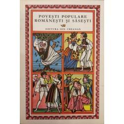 Povesti populare romanesti si sasesti
