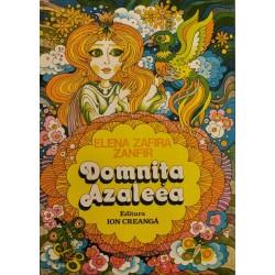 Domnita Azaleea - Elena Zafira Zanfir (coperta cartonata)