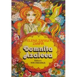 Domnita Azaleea - Elena Zafira Zanfir (coperta necartonata)