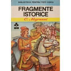 Fragmente istorice - C. Negruzzi