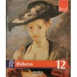 Viata si opera lui Rubens (Colectia Pictori de Geniu, Adevarul, Vol. 12)