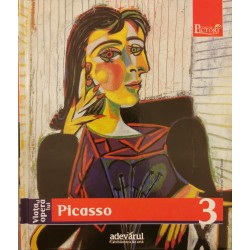 Viata si opera lui Picasso (Colectia Pictori de Geniu, Adevarul, Vol. 3)